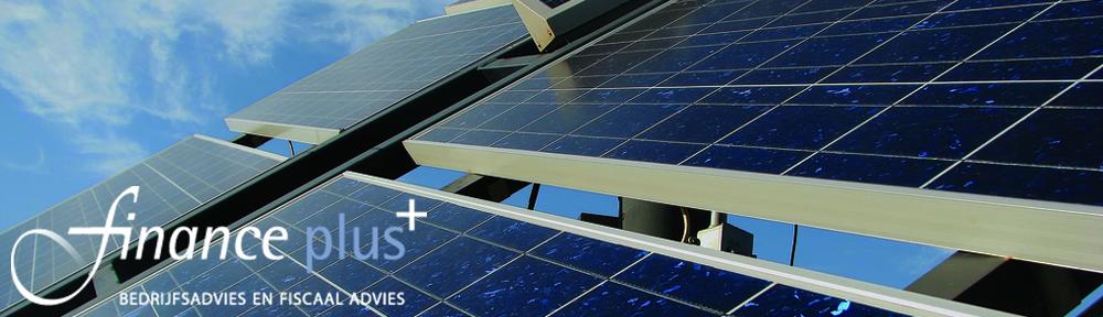BTW terug op zonnepanelen